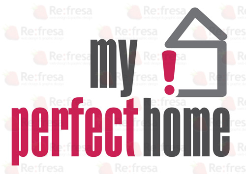 logos online shop My Perfect Home, design layouts