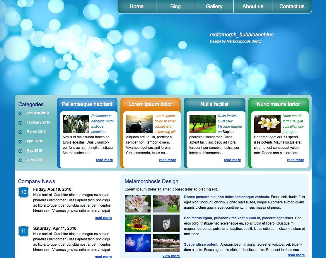 Diseño Web España. Diseño Sitios Web, Refresa | Web y Diseño Gráfico ...